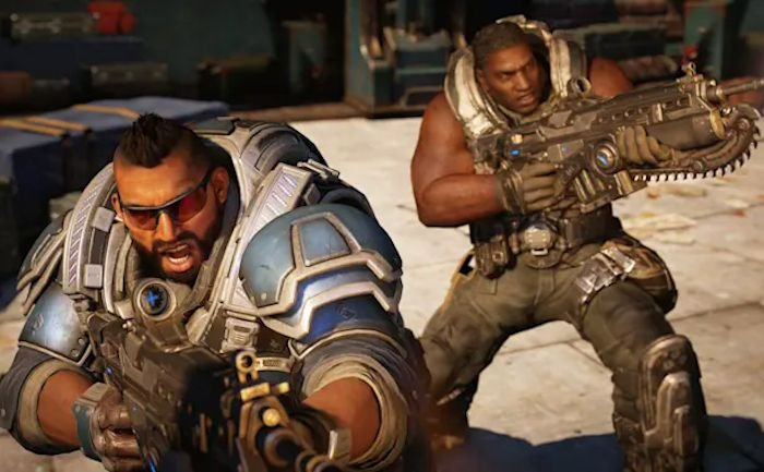Gears 5 studio is moving to Unreal Engine 5