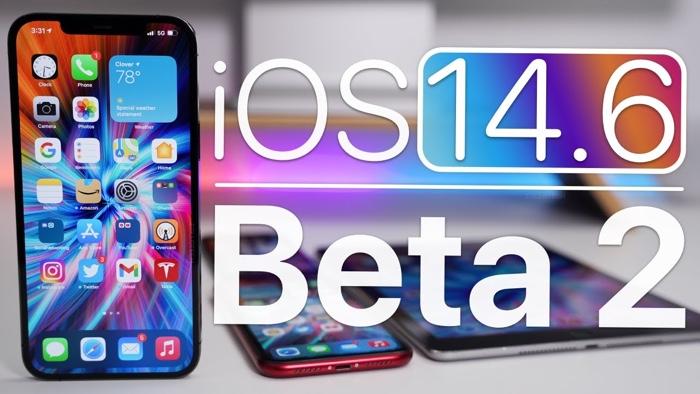 ios 14.6 beta 2