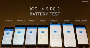 iOS 14.6 Release Candidate 2
