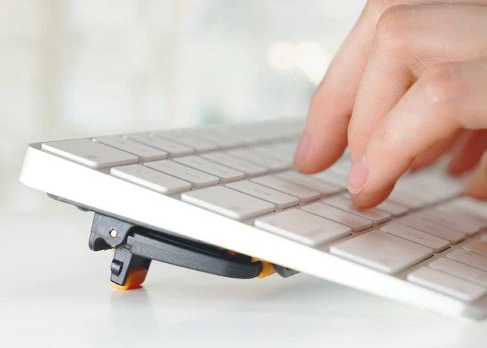 keyboard angle adapter
