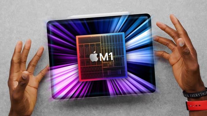 M1 powered iPad Pro