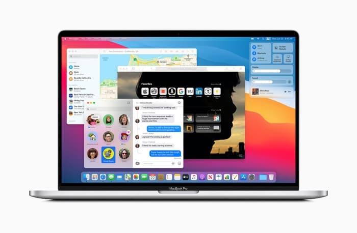 macOS Big Sur 11.5 beta 1