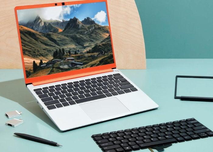 modular laptop