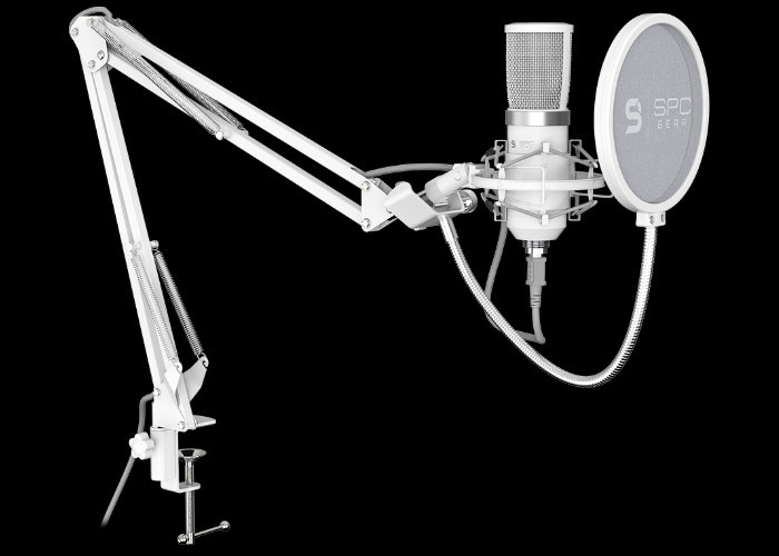 streaming microphone