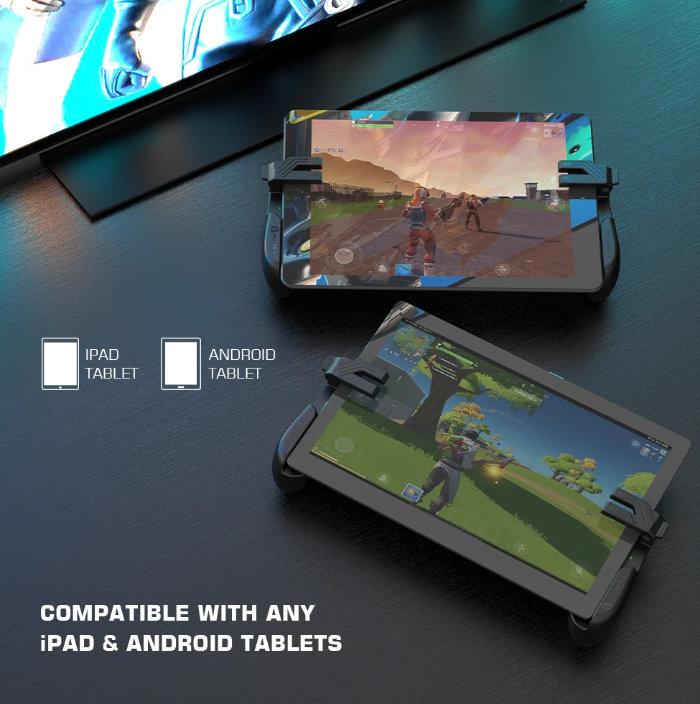 tablet games controller