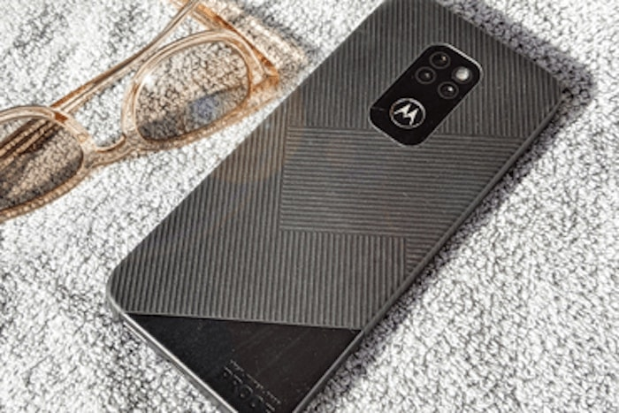 2021 Motorola Defy rugged smartphone