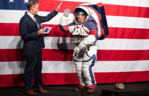 NASA xEMU spacesuits