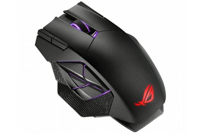 ASUS ROG Spatha X MMO gaming mouse