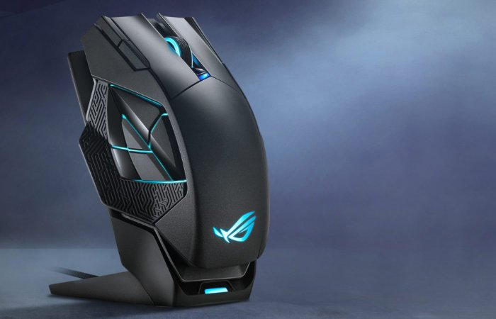 ROG Spatha X Wireless MMO gaming mouse
