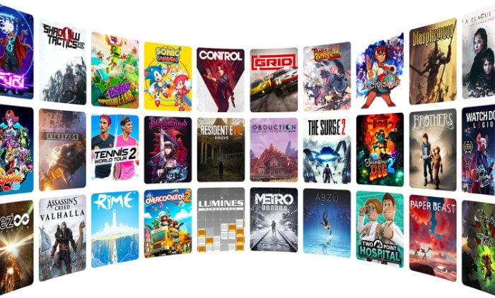 Amazon Luna game streaming service