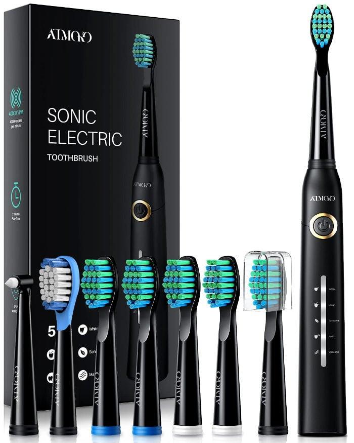Atmoko sonic electric toothbrush