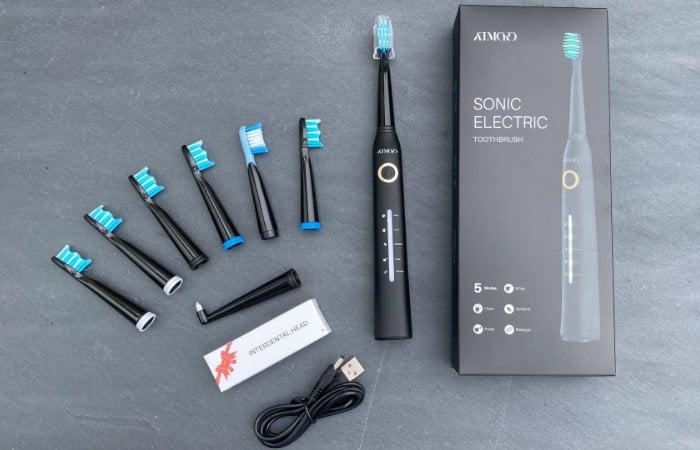 Atmoko electric toothbrush