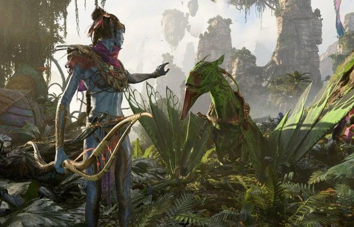 Avatar game Frontiers of Pandora