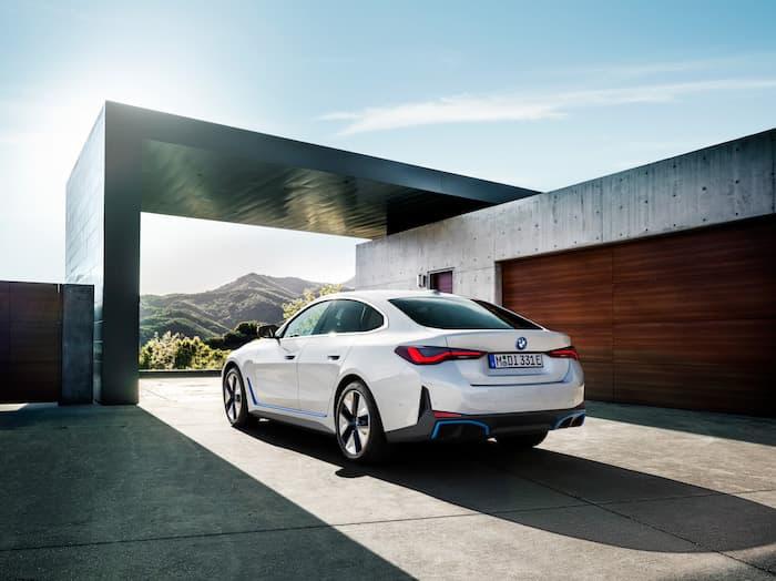 BMW i4 EV