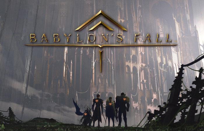 Babylons Fall game