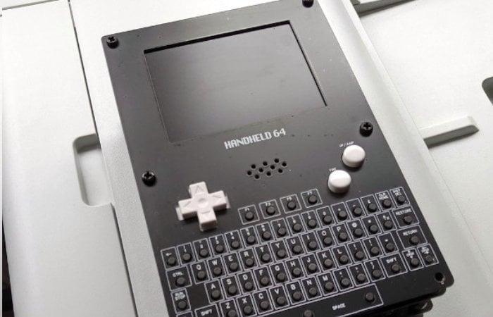 Commodore 64 handheld