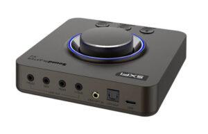 Creative Sound Blaster X4 sound card