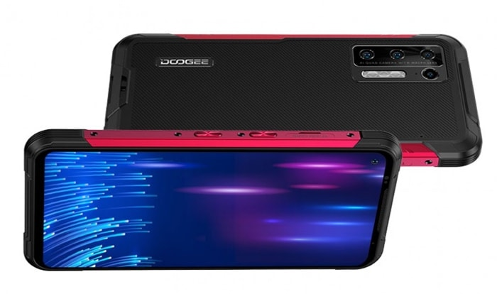 Doogee S97 Pro rugged Android smartphone