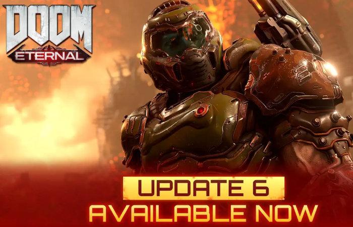 DOOM Eternal Update 6