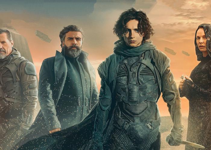 Dune film release date