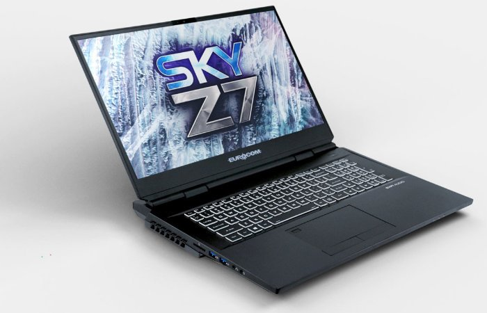 Eurocom Sky Z7 R2