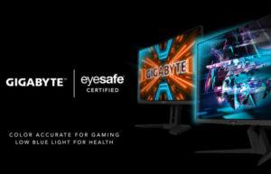 Eyesafe gaming monitors