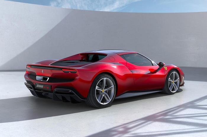 Ferrari PHEV