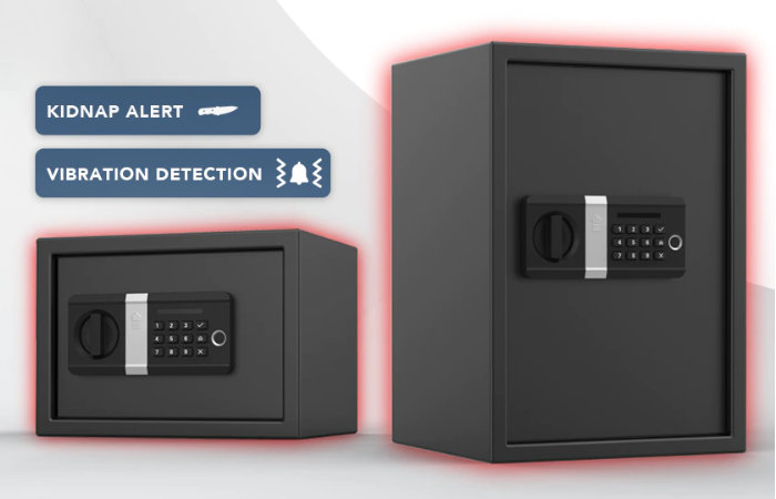 Internet of Things safe