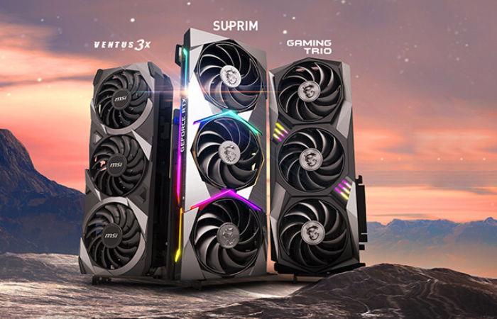 GeForce RTX 30 Ti