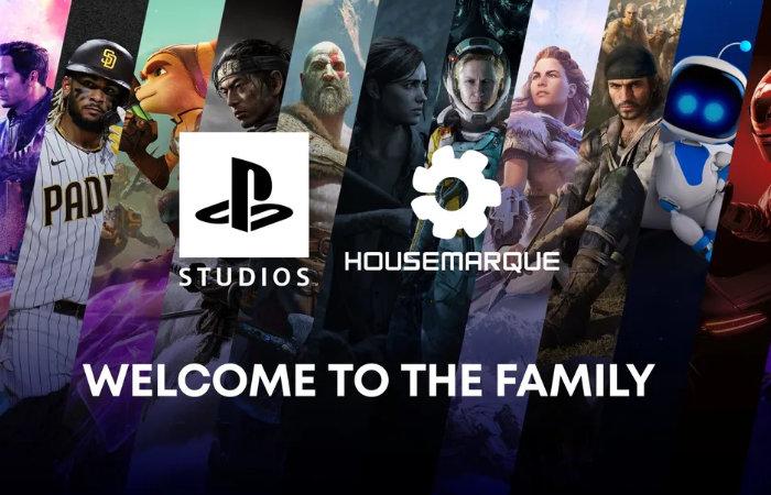 Housemarque game studio