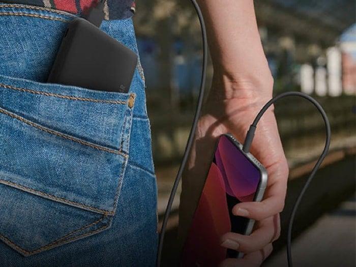 HyperGear 5000mAh PowerPack mini Power Bank