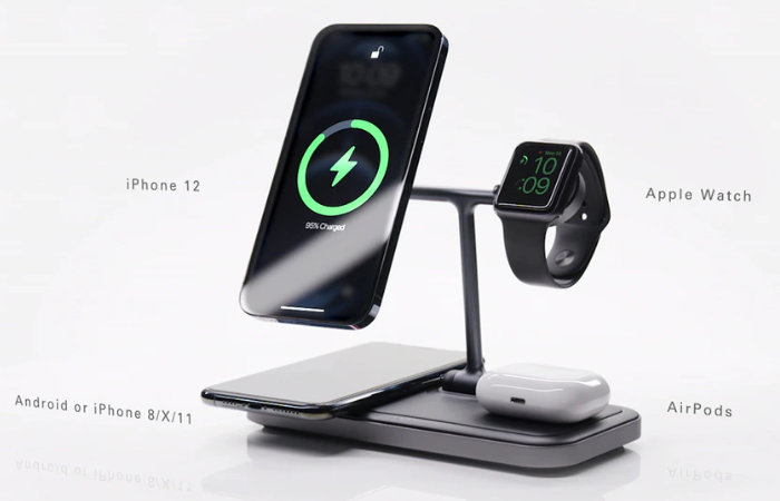 HyperJuice magnetic wireless charger
