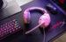HyperX pink gaming headset