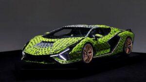 Lego Lamborghini Sian FKP 37