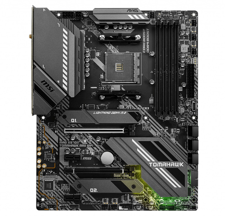 MAG X570S Series Motherboards