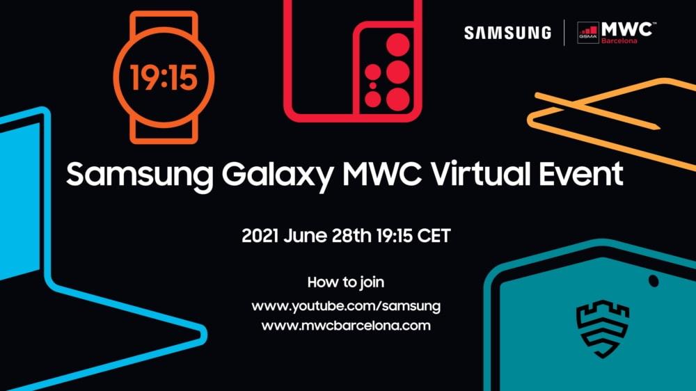 Samsung Galaxy MWC Event