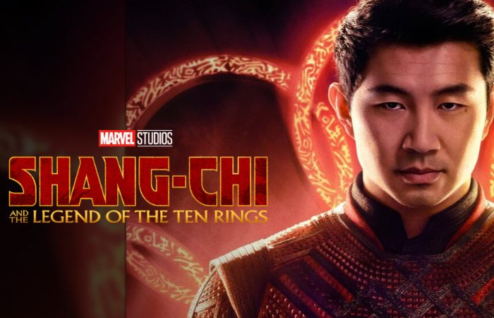 Marvel Shang-Chi and the Legend of the Ten Rings film