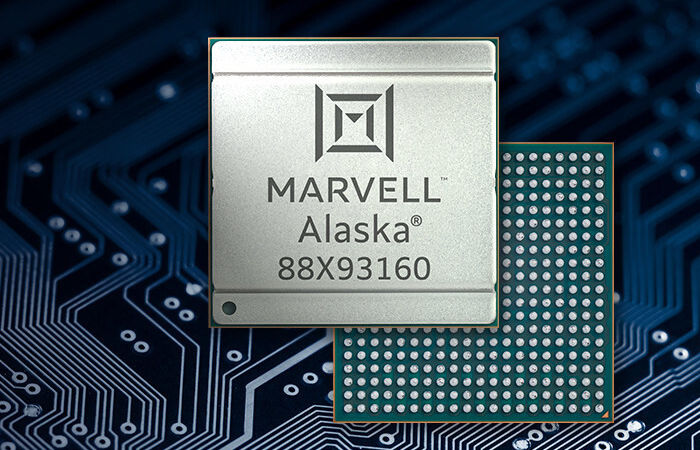 Marvell 1.6T Ethernet PHY