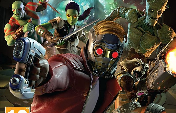 Marvels Guardians of the Galaxy game