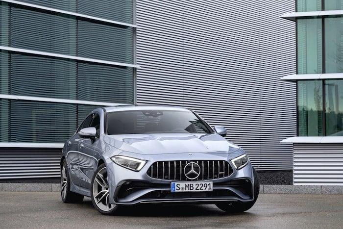 Mercedes AMG CLS 53 4MATIC+