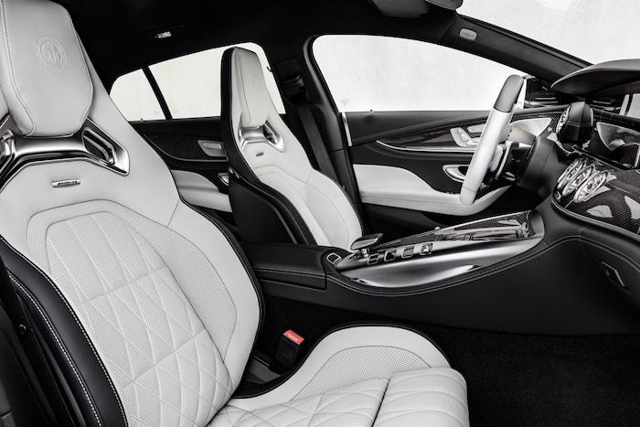 Mercedes AMG GT 4-Door Coupe