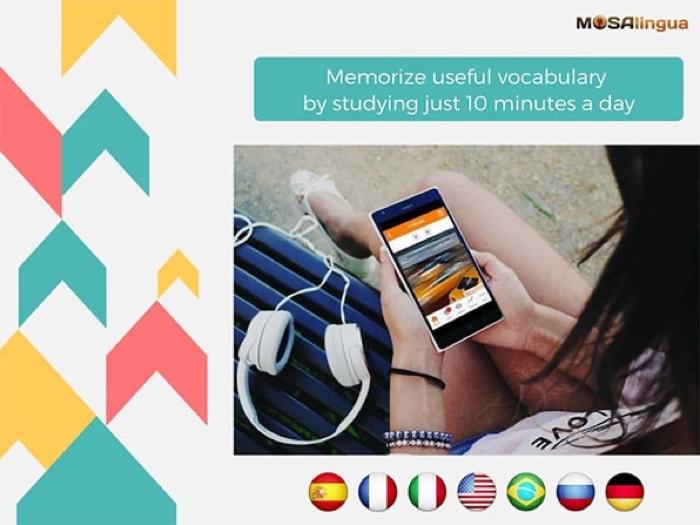 MosaLingua Language Learning
