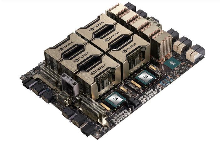 NVIDIA supercomputing