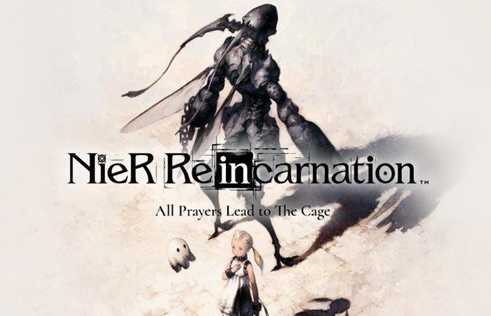 Nier Reincarnation mobile game
