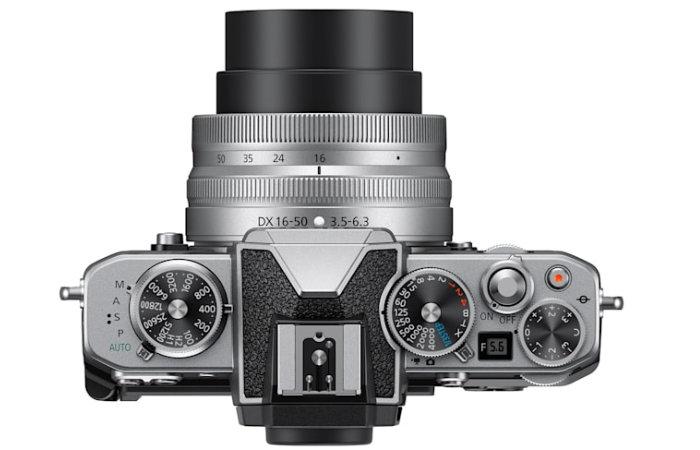 New Z FC camera top