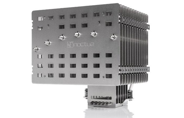 Noctua fanless CPU cooler