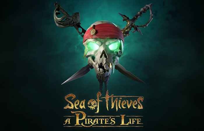 Pirates of the Caribbean Sea of Thieves