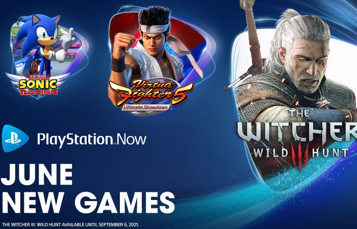 PlayStation Now games for June