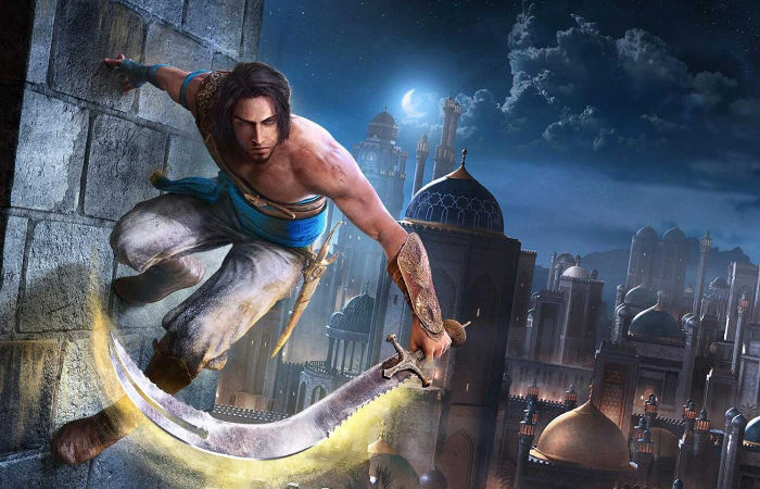 Prince of Persia Sands of Time