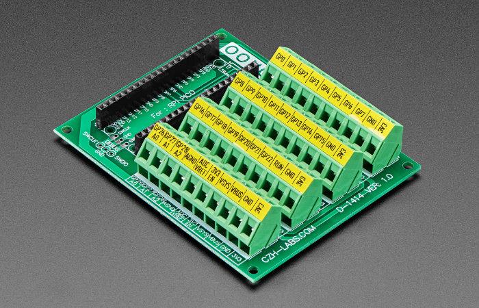 Raspberry Pi Pico terminal block